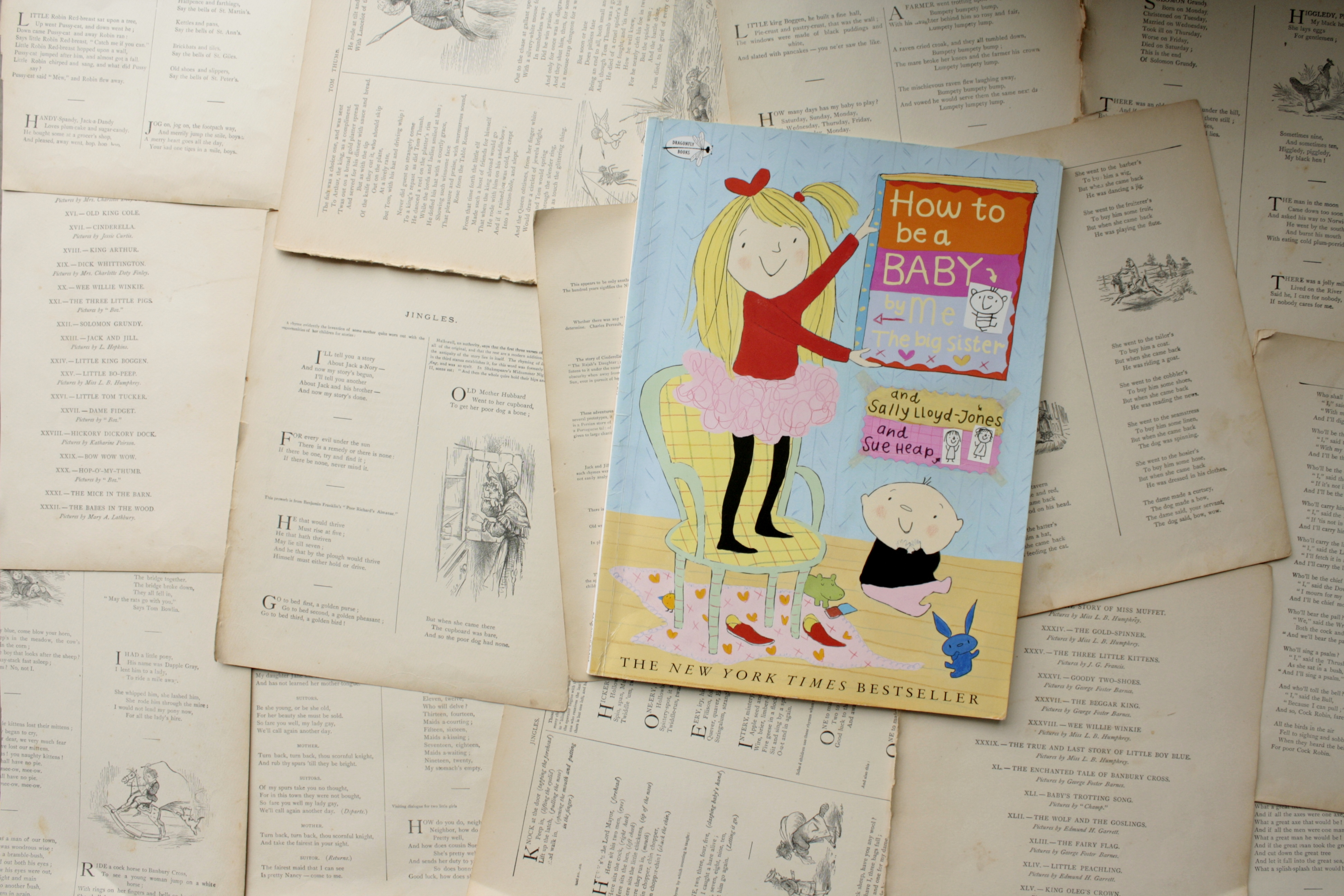 How to be a Baby, by Me the Big Sister | Sally Lloyd-Jones