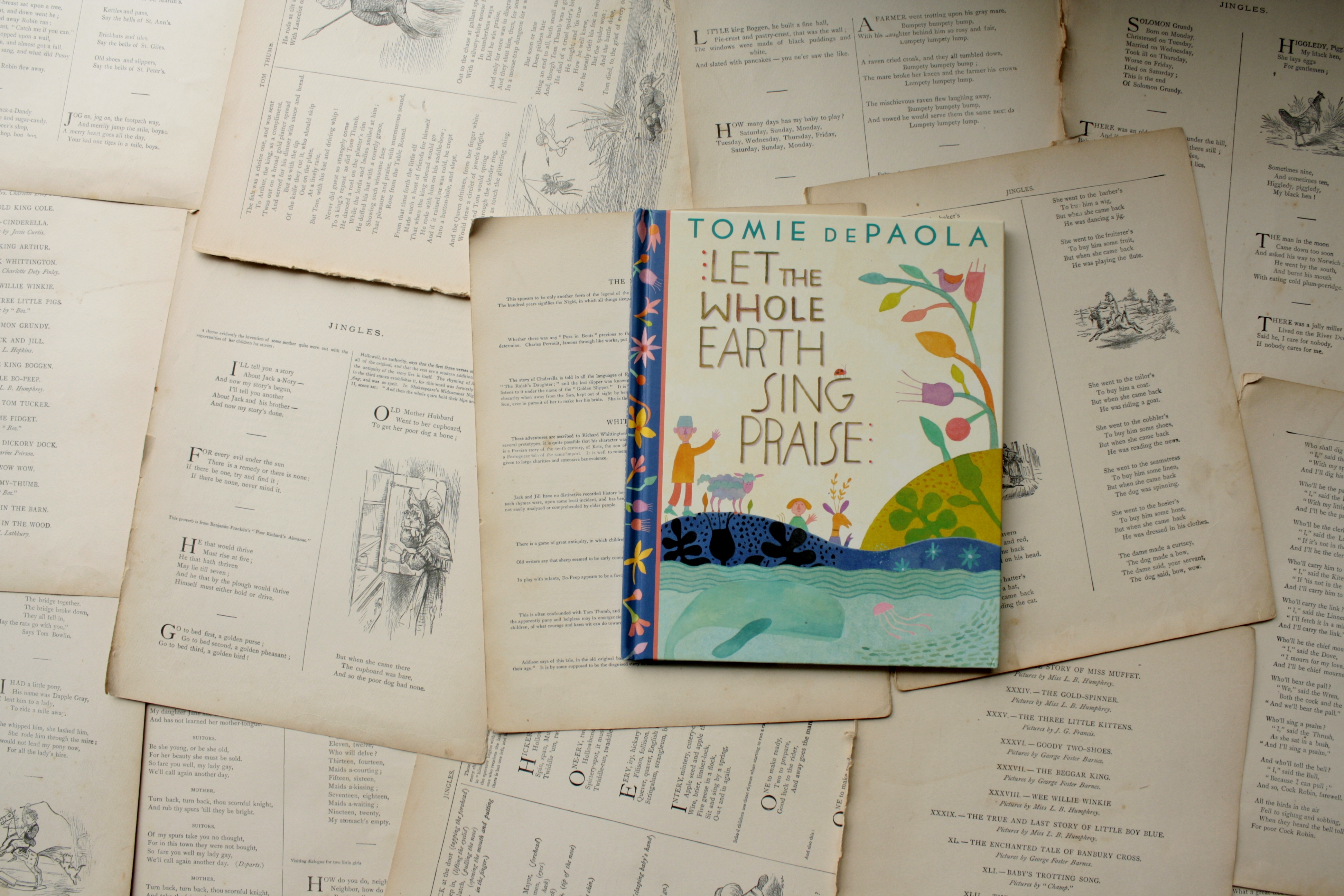 Let the Whole Earth Sing Praise | Tomie dePaola