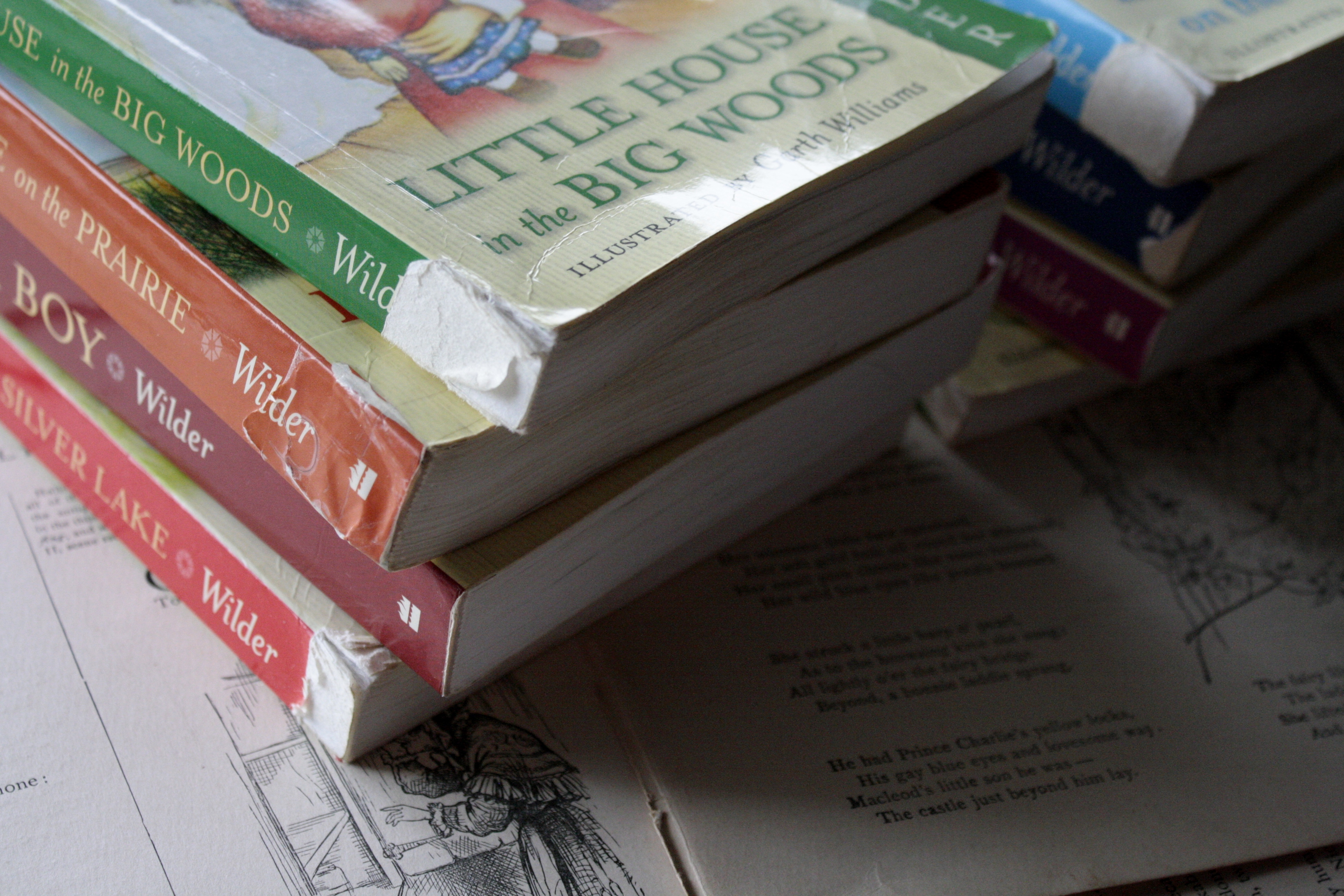 The Little House Books | Laura Ingalls Wilder