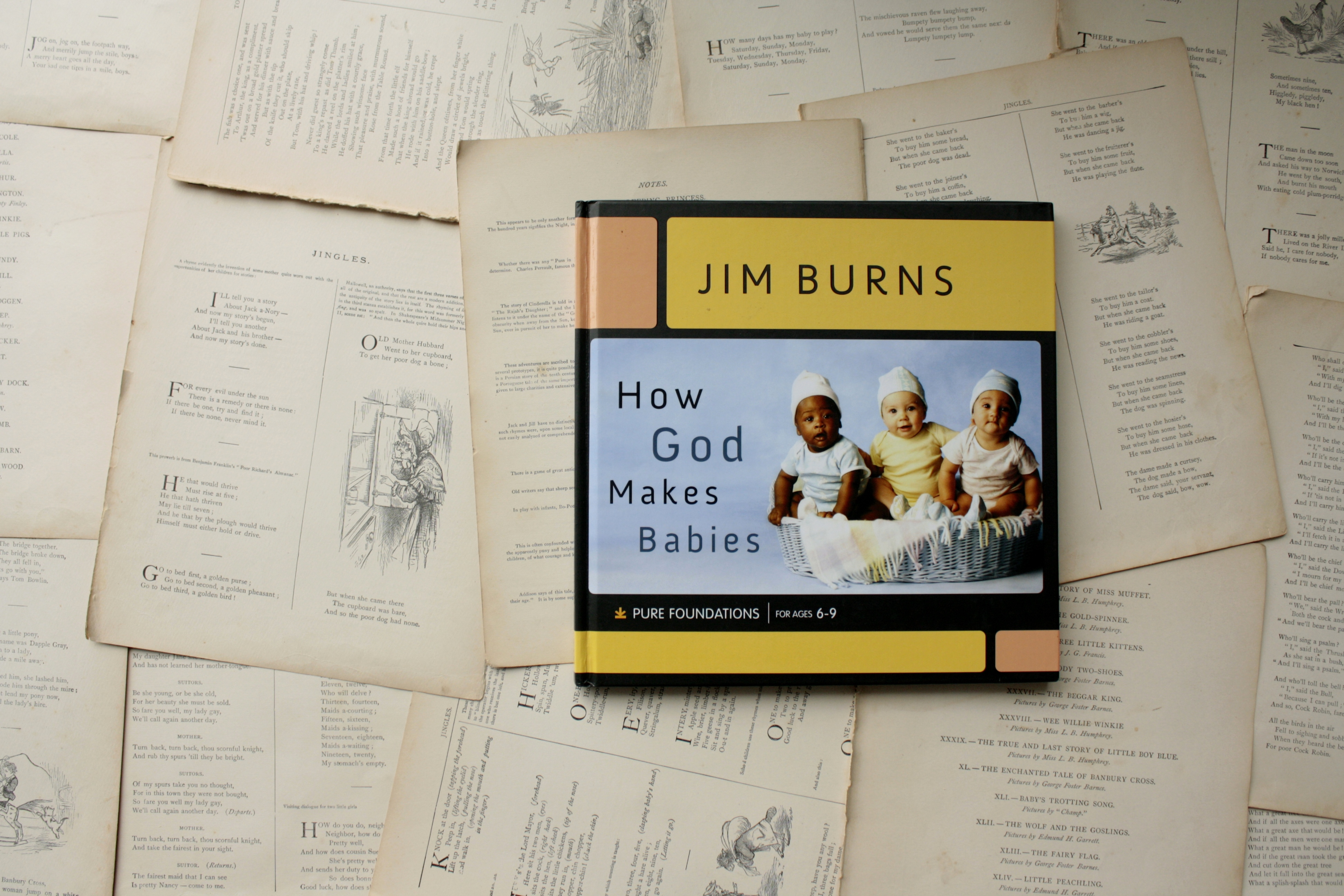 How God Makes Babies | Jim Burns
