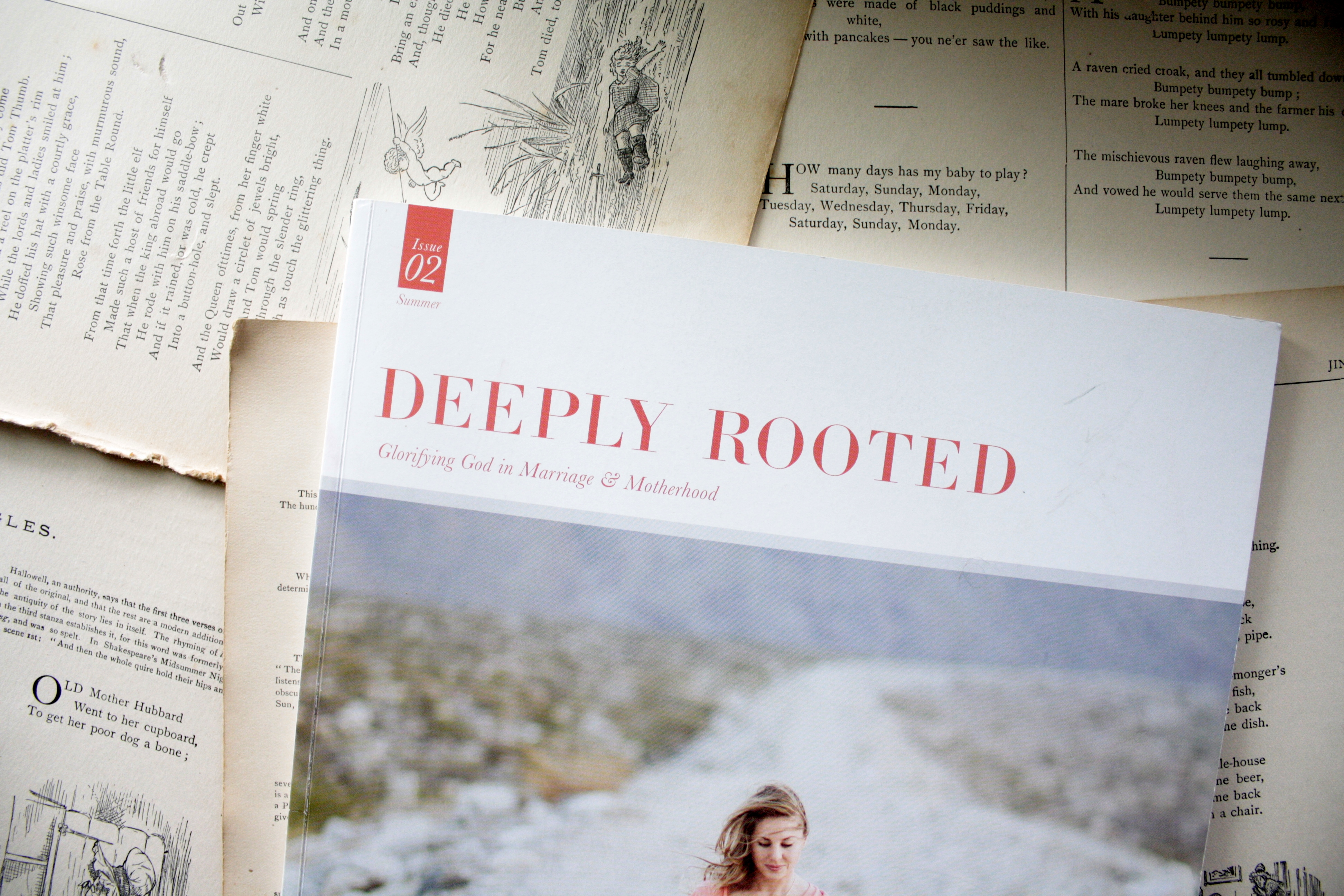 Deeply Rooted Magazine | Issue 2: Plant