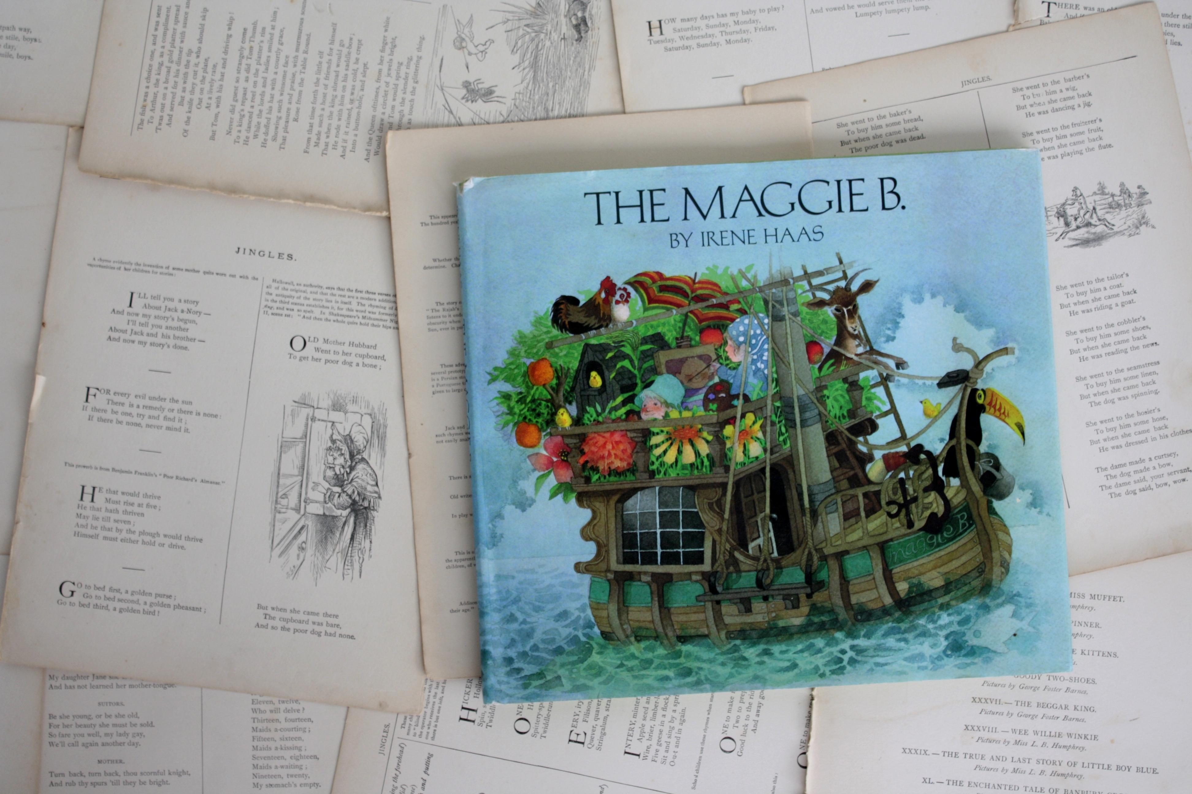 The Maggie B. | Irene Haas