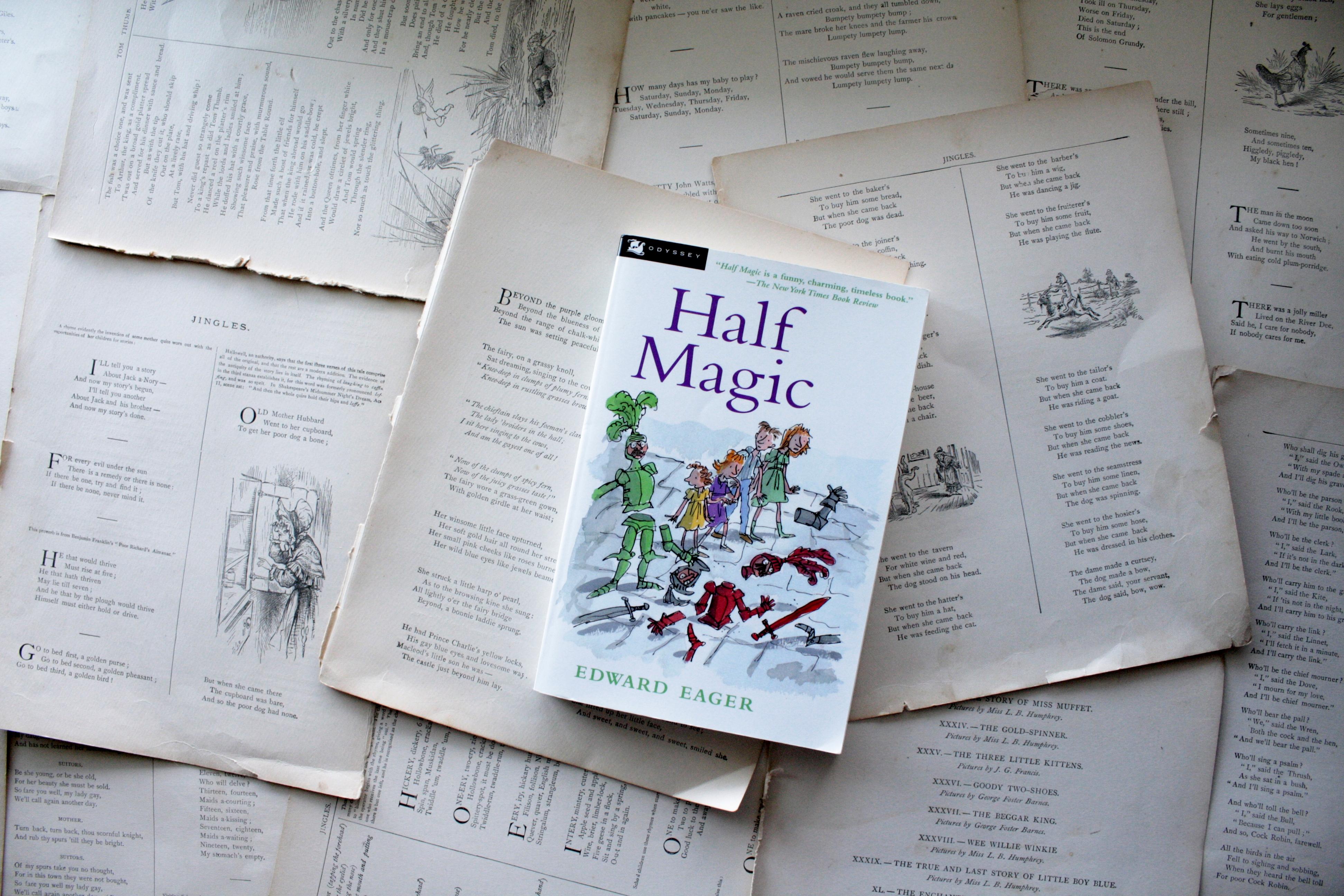 Half Magic | Edward Eager
