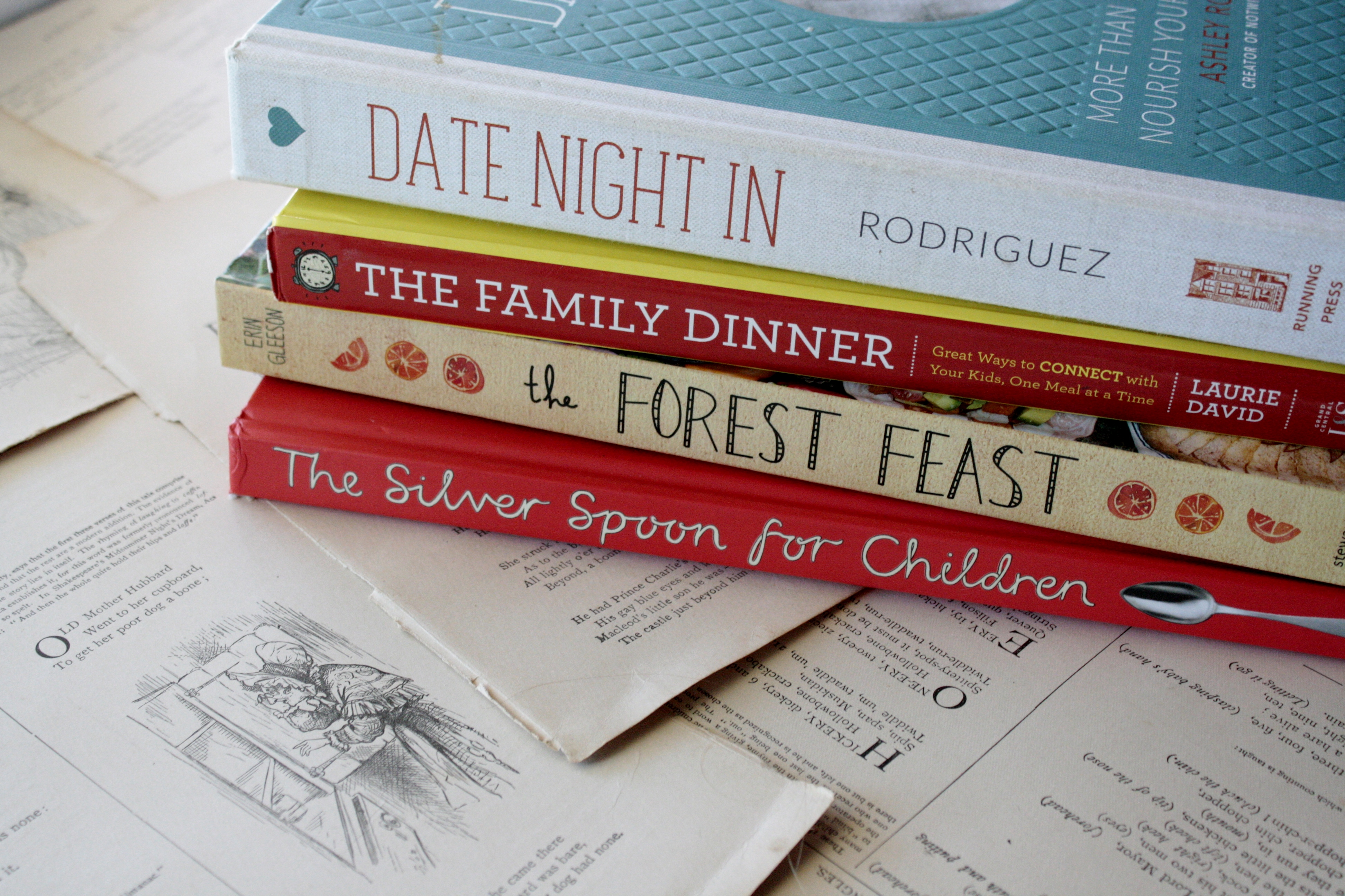 4 Cookbooks That Feed Your Family In More Way Than One