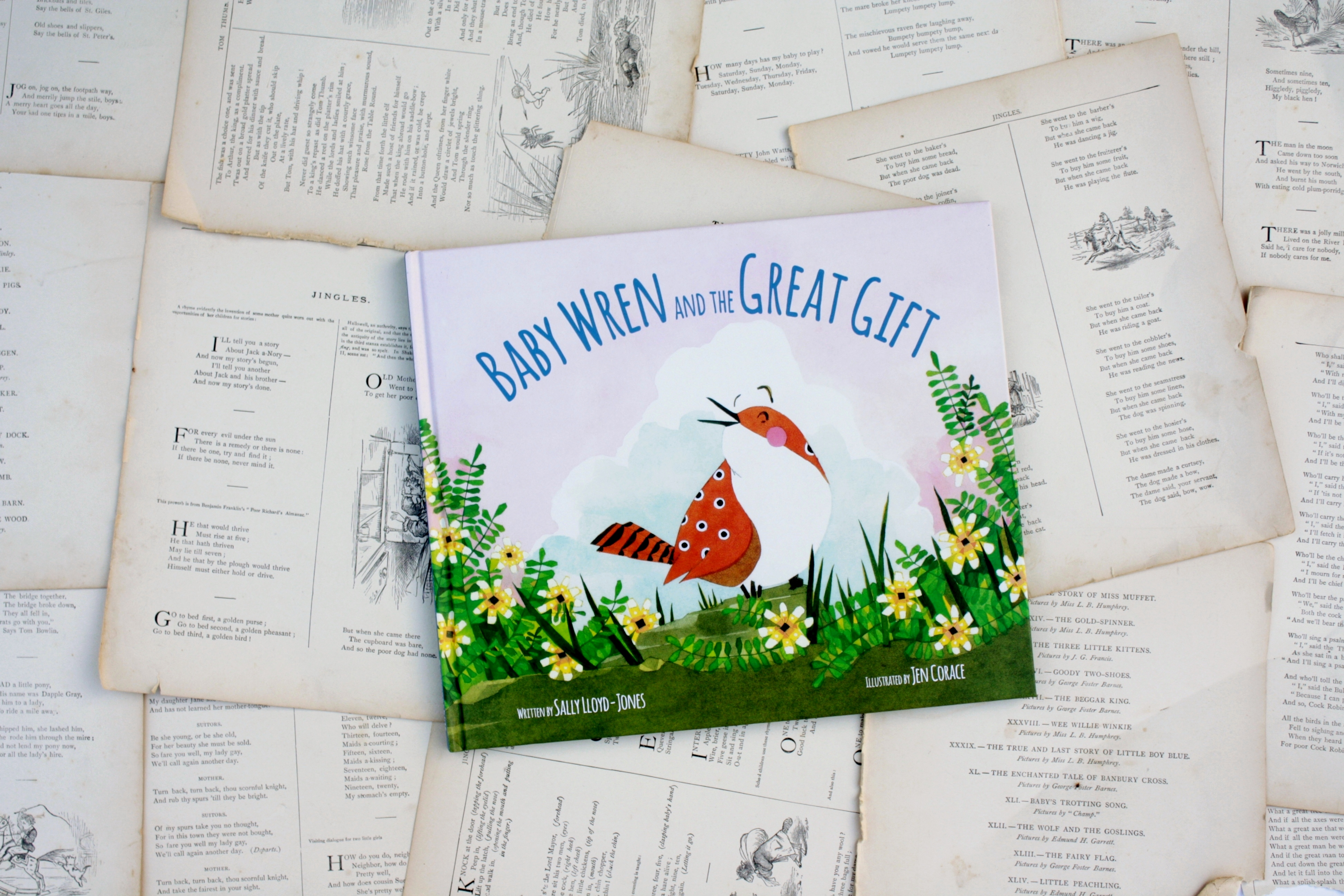 Baby Wren and the Great Gift | Sally Lloyd-Jones