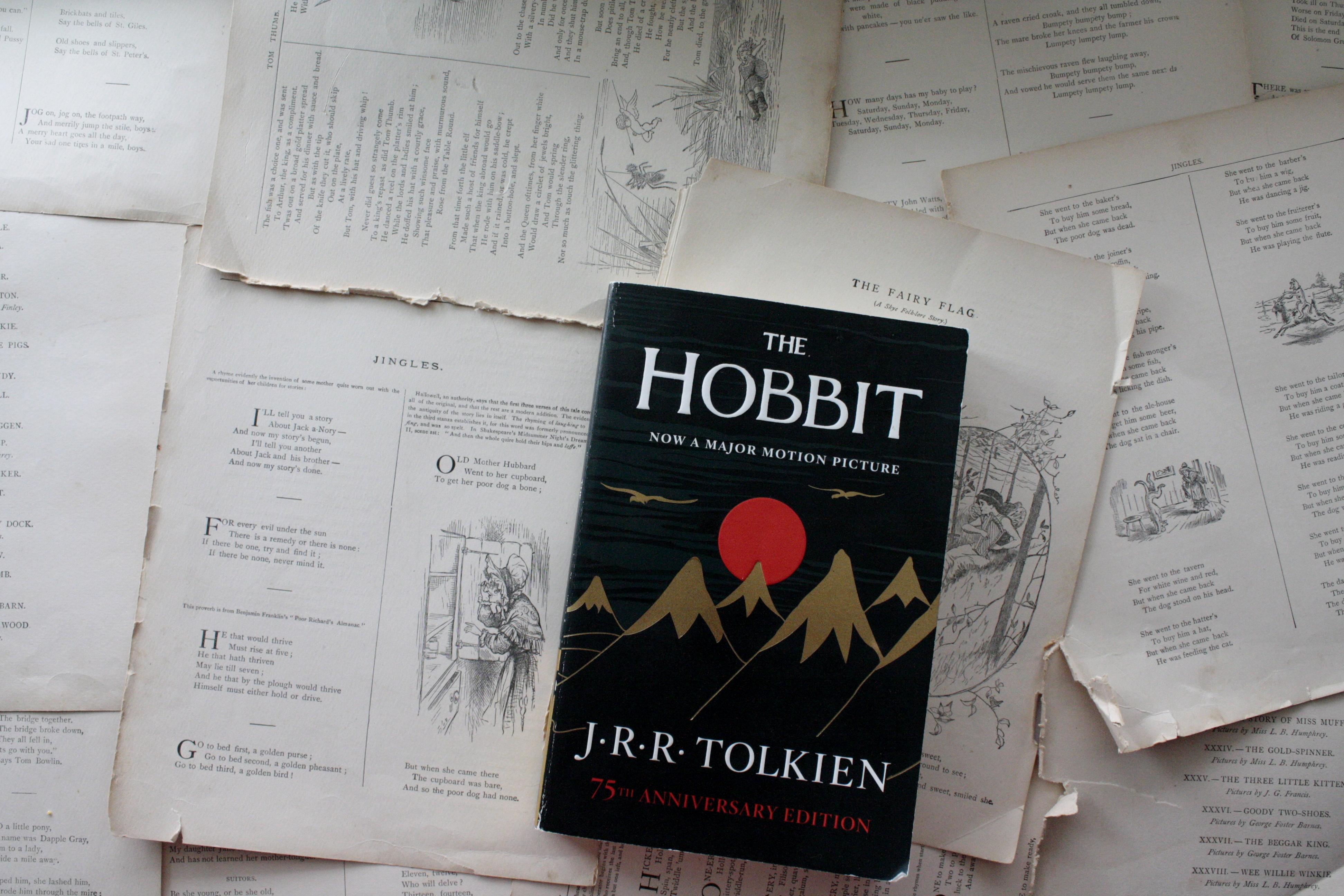 The Hobbit | J.R.R. Tolkien