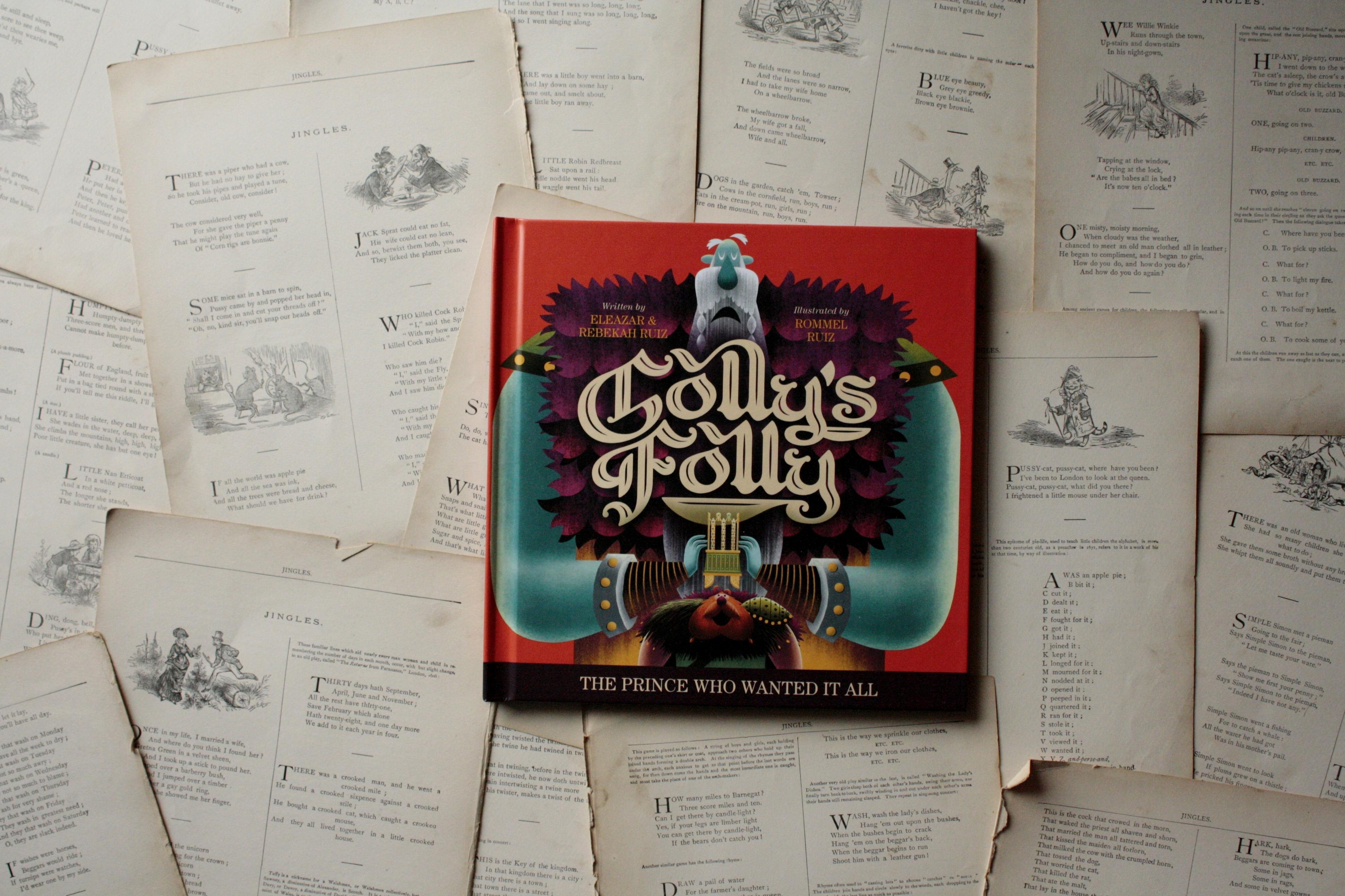 Golly's Folly | Eleazar & Rebekah Ruiz