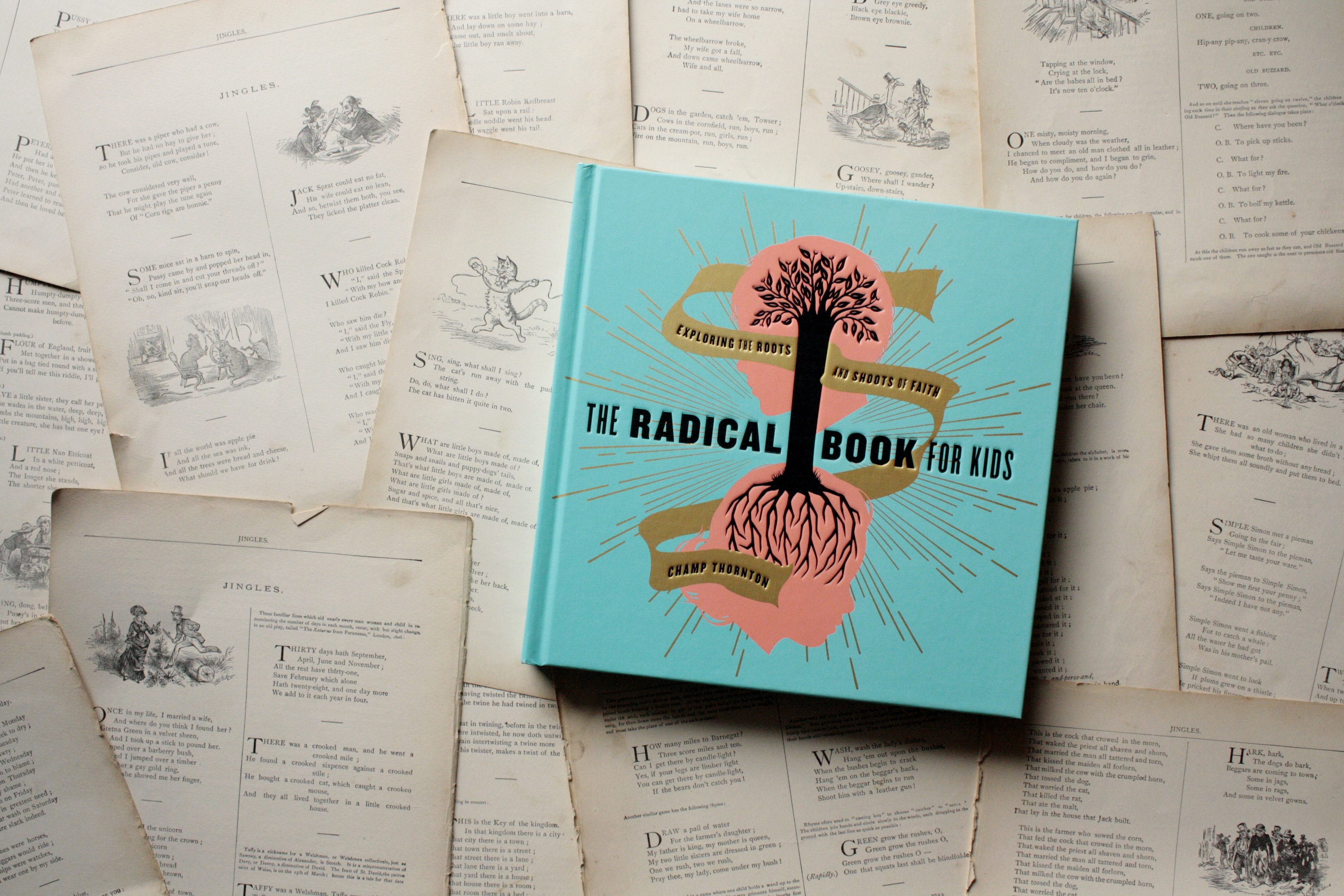 The Radical Book for Kids | Champ Thornton