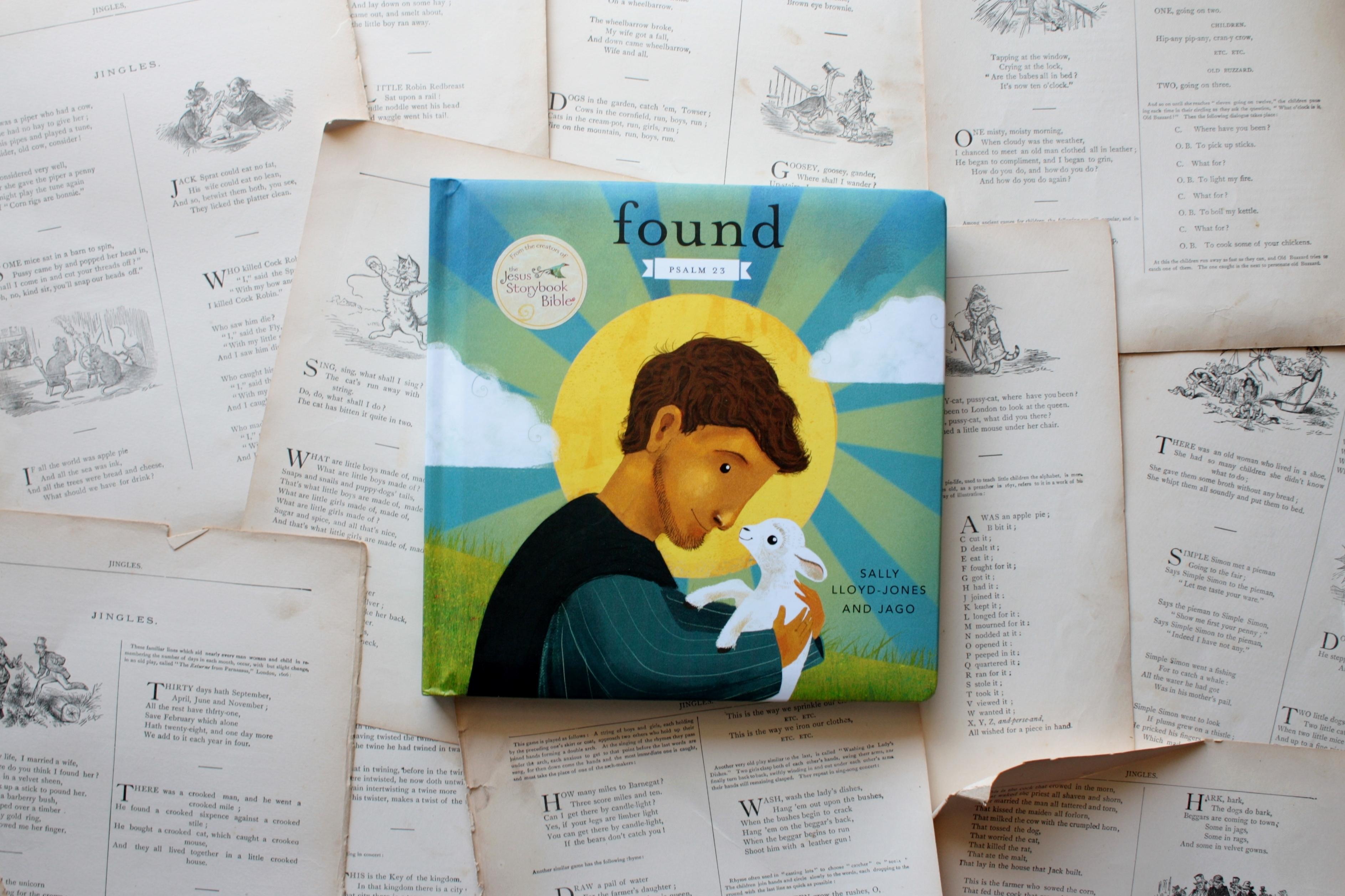 Found | Sally Lloyd-Jones