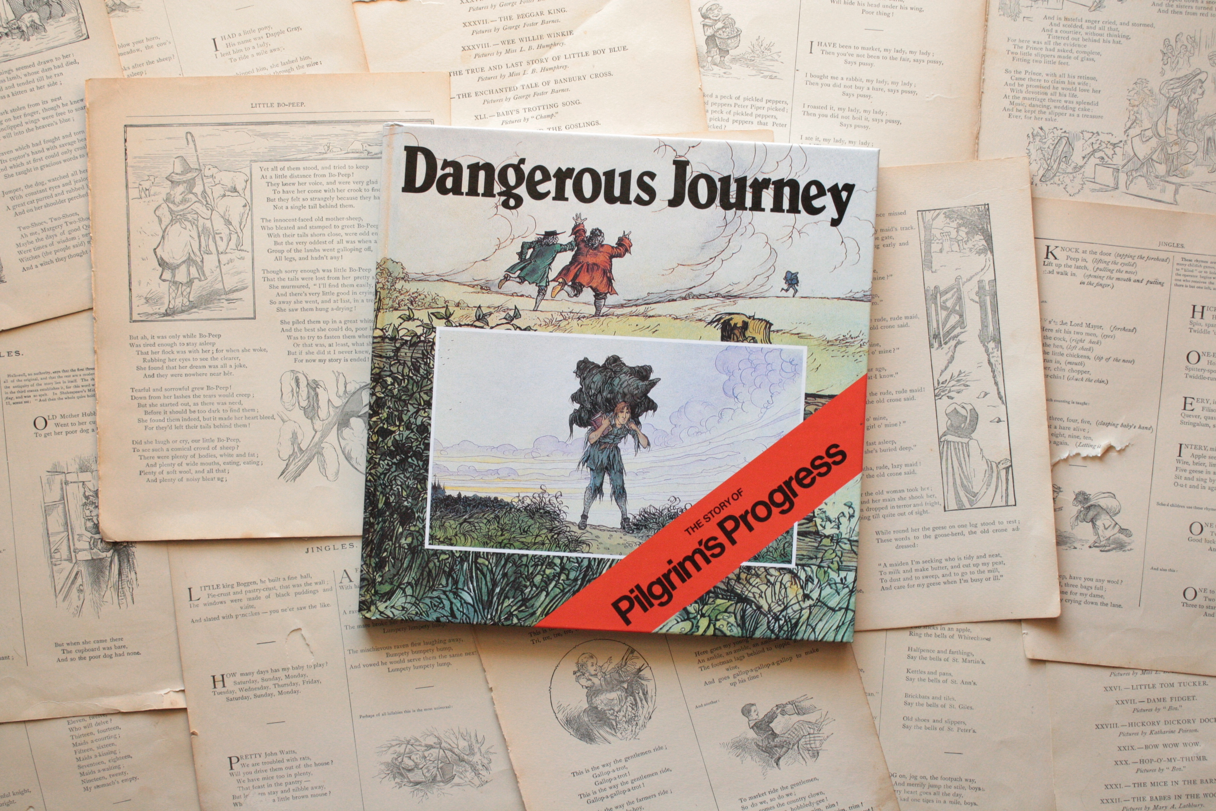 Dangerous Journey | Oliver Hunkin