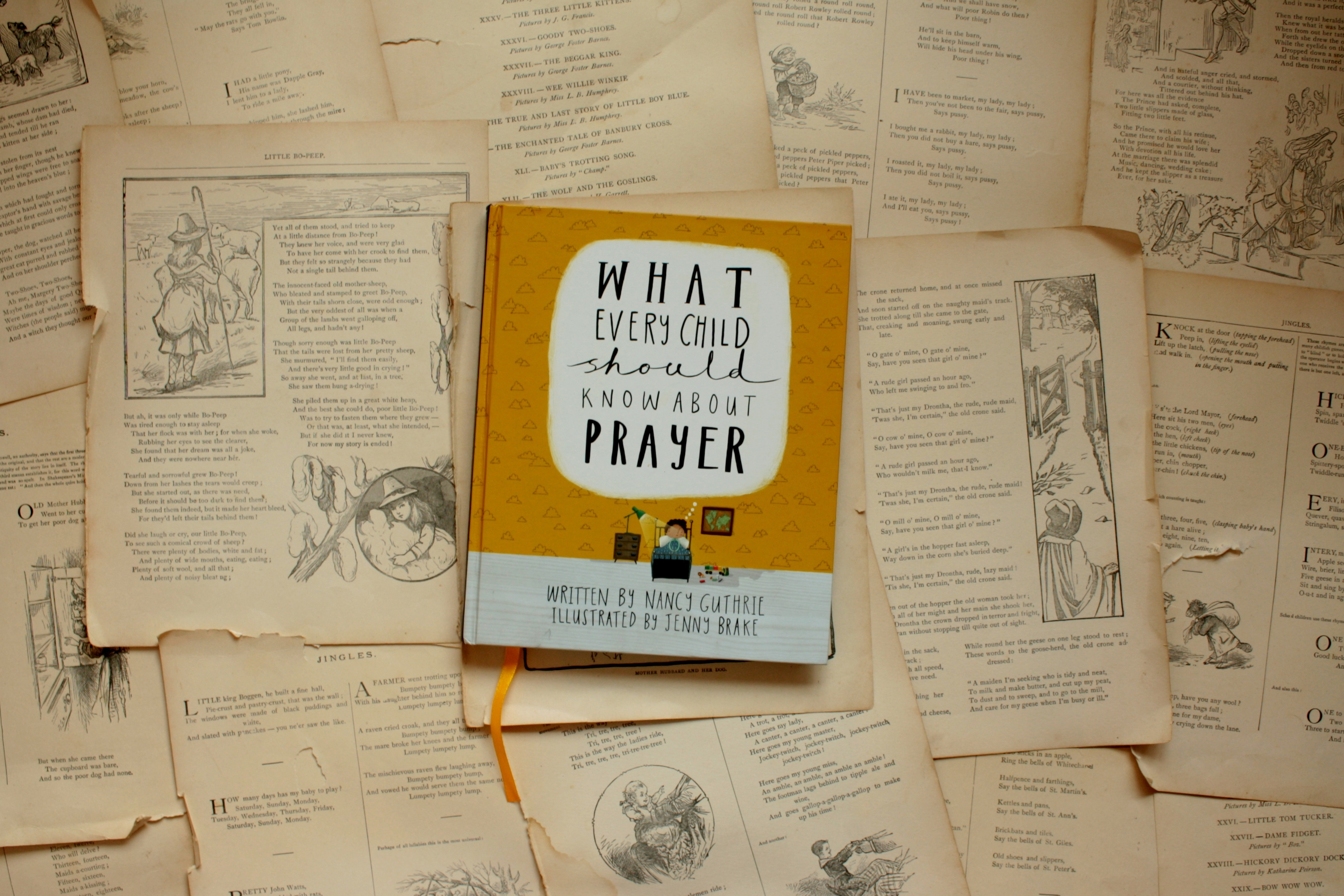 What Every Child Should Know About Prayer | Nancy Guthrie