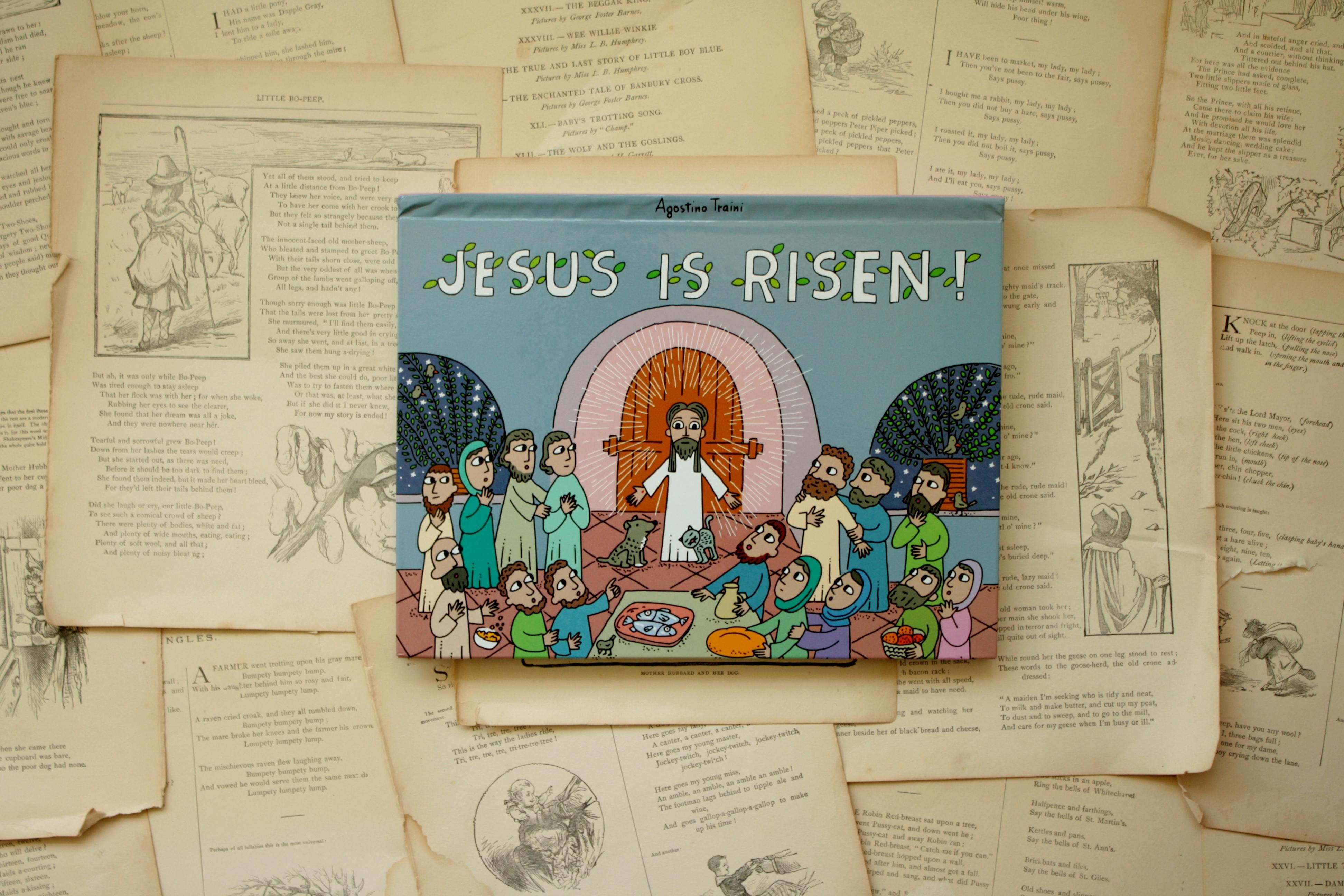 Jesus is Risen! | Agostino Traini