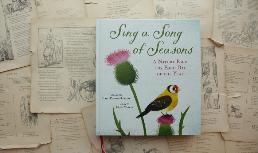 Sing a Song of Seasons | Fiona Waters