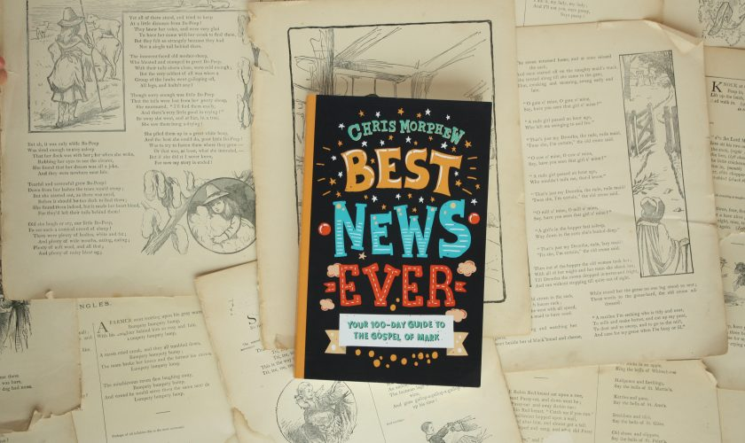 The Best News Ever | Chris Morphew