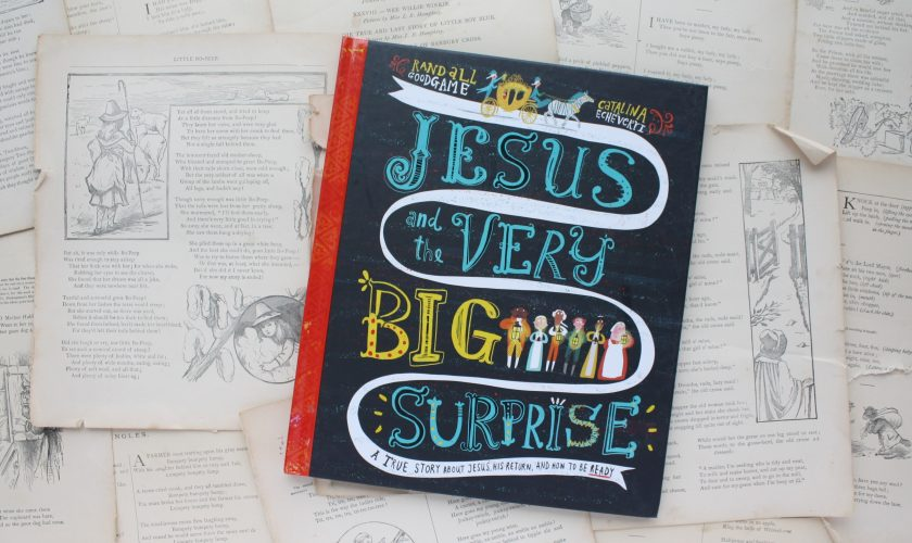 Jesus and the Really Big Surprise | Randall Goodgame