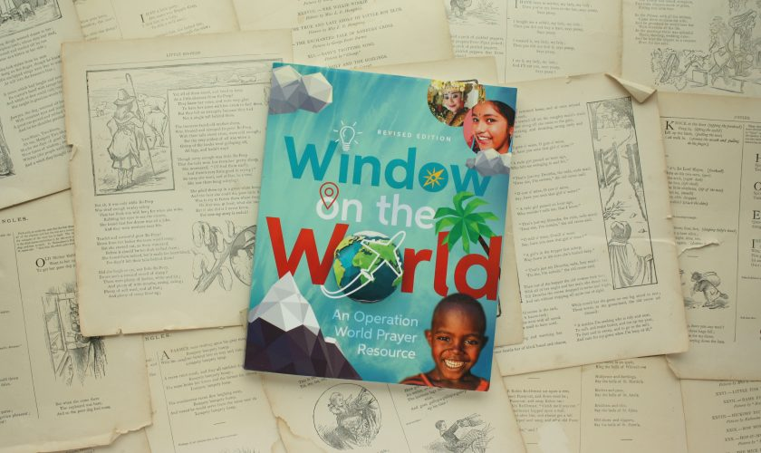 Window on the World | Molly Wall & Jason Mandryk