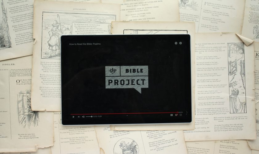 The Bible Project (Videos)