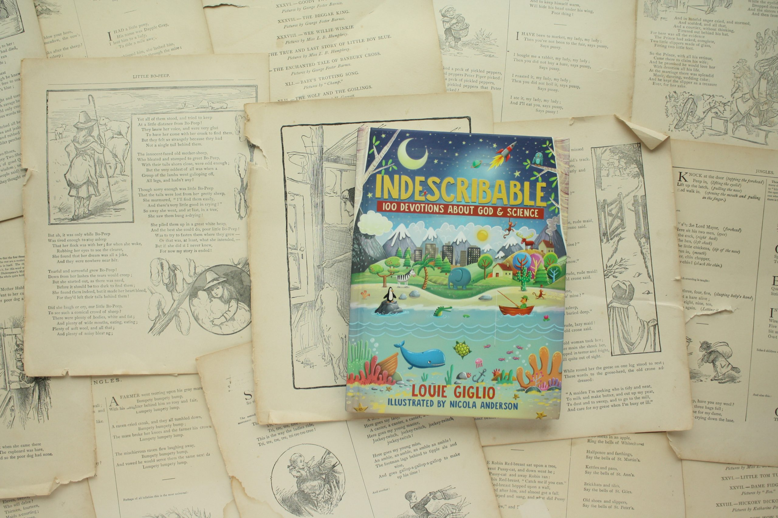 Indescribable | Louis Giglio