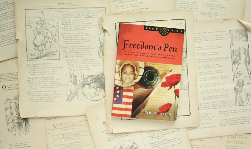 Freedom's Pen | Wendy Lawton