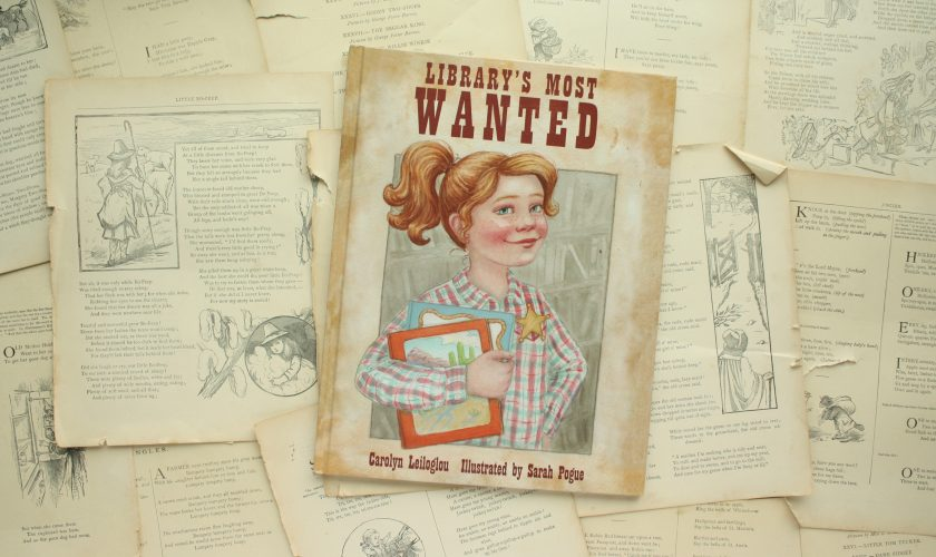 Library's Most Wanted | Carolyn Leiloglou