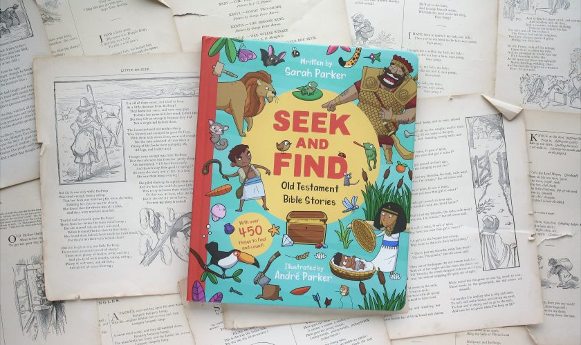Seek and Find | Sarah Parker