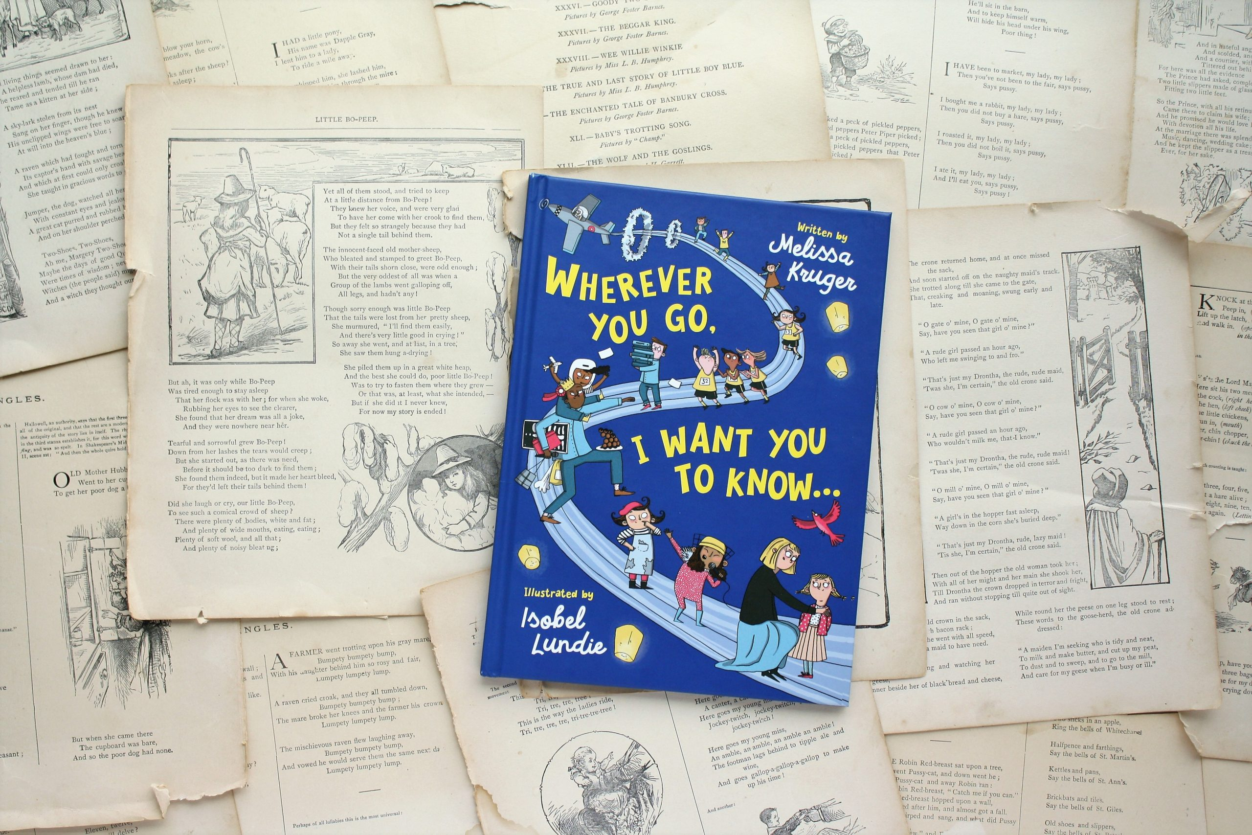 Wherever You Go, I Want You to Know | Melissa Kruger