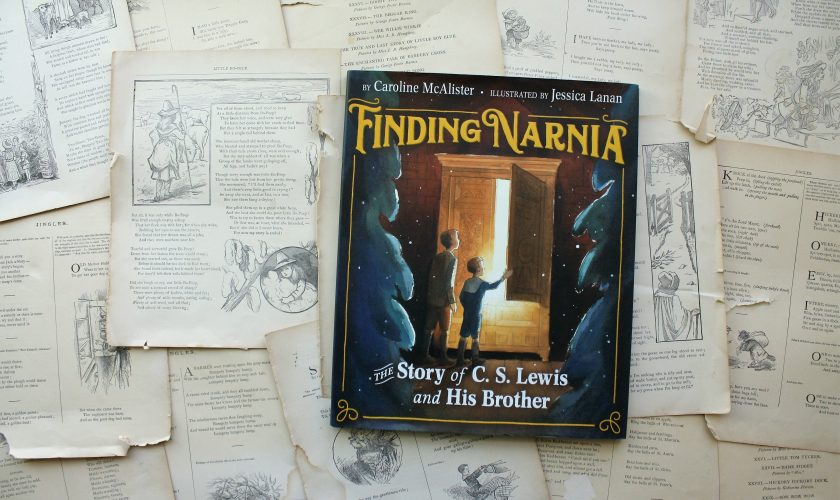 Finding Narnia | Caroline McAlister