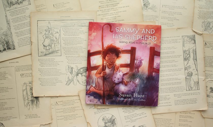 Sammy and His Shepherd | Susan Hunt