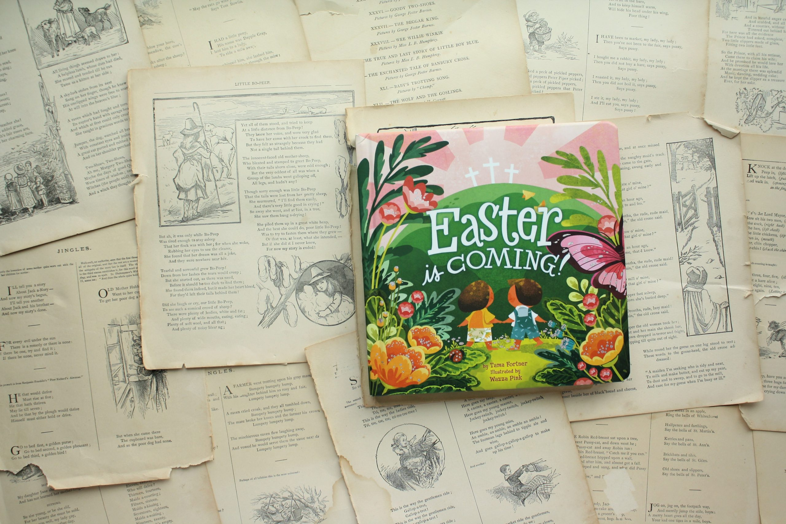 Easter is Coming | Tama Fortner